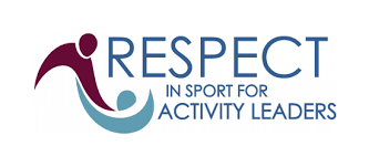 Logo for PORT Respect in Sports for ACTIVITY LEADERS from another association!
